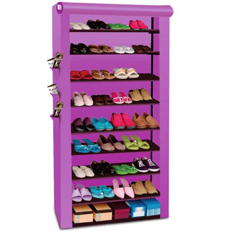shopping furniture shoe rack buy 9 tier shoe drawer cabinet at best price in india on naaptol com