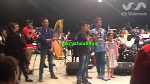 Darren Espanto-O'Holy Night with Massage from Coach Bamboo ...