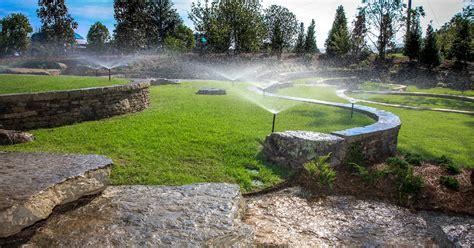 landscaping sprinklers irrigation systems mw blake landscaping