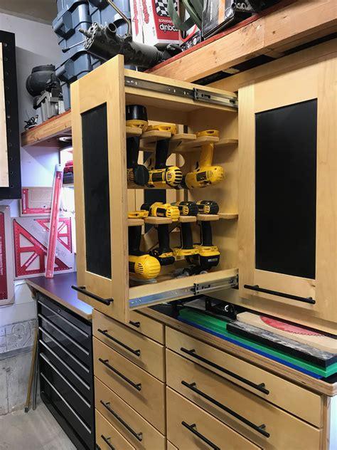 garage organization tooling organization shop