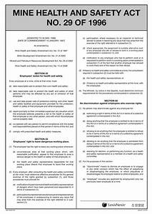 Health And Safety Manual Template South Africa