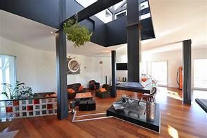 Style De Maison : maison de style californienne avec piscine agence ea ~ Dallasstarsshop.com Idées de Décoration