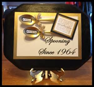 gift ideas for 50th wedding anniversary 50th wedding anniversary gift crafts ideas