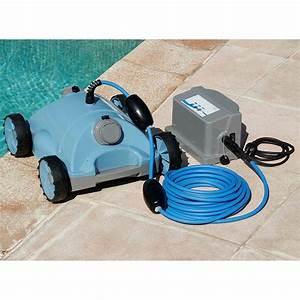 Robot Piscine Electrique : robot de piscine lectrique robotclean 2 ubbink ~ Melissatoandfro.com Idées de Décoration