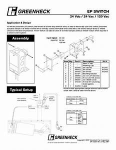 Ep Switch Manuals