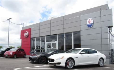 Mike Ward Maserati Of Denver Car Dealership In Highlands