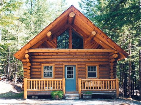 vacation cabins in sandpoint idaho usa vacation log cabin 2