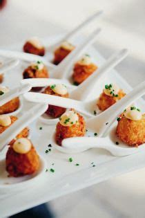 canapes on spoons recipes finger food on finger foods appetizers and spoons