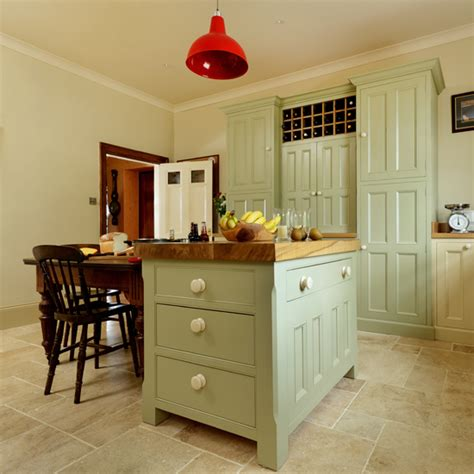 kitchen island units uk country kitchen painted island unit ideal home