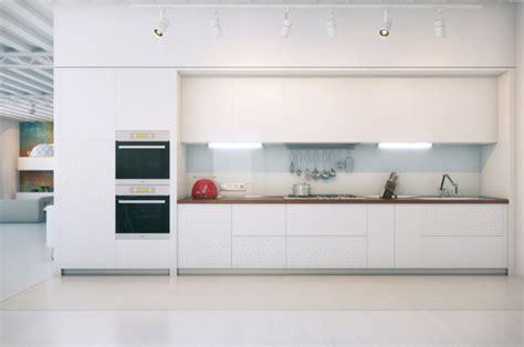 cuisine moderne blanche et modèle cuisine blanche en 50 idées inspirantes à vous