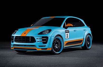 Porsche Macan Hamann Passion