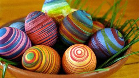 creative ways  decorate  easter egg