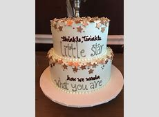 Perfect gender neutral baby shower cake! Yelp