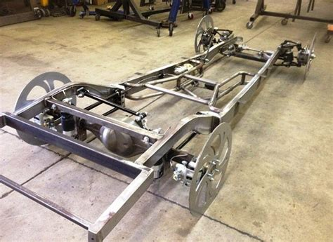 Frame Chassis 1935 Master 1936 Standard Chevy Car Hot