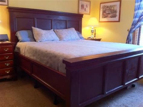 For Our Master Bedroom Makeover  Farmhouse Bed (king