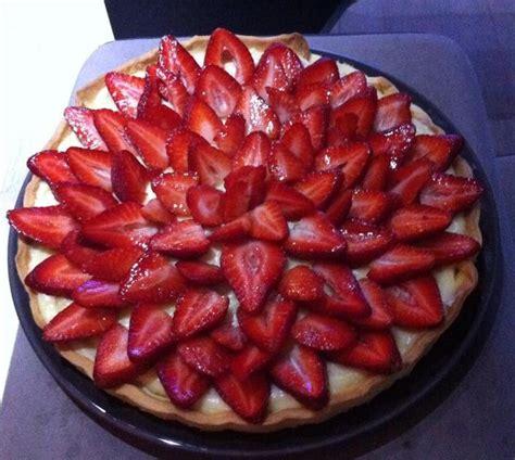 tarte aux fraises pate feuilletee 28 images recettes de p 226 te feuillet 233 e et fraises
