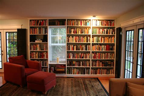 Eight Awesome Ways To Store Your Books