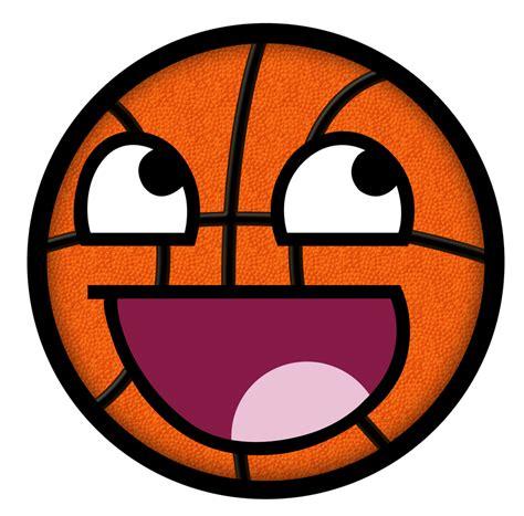 basketball awesome smiley   rap  deviantart