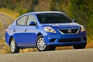 2013 Nissan Versa Reviews And Rating