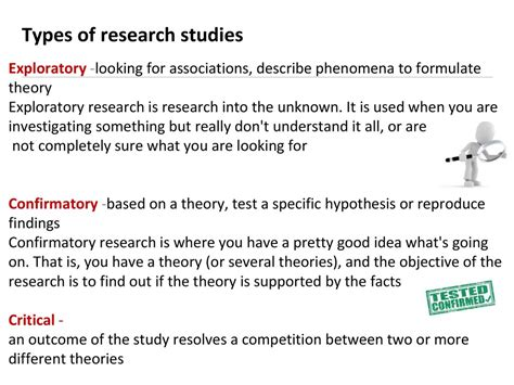 planning  research theories hypotheses