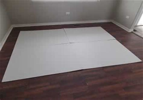 Temporary Floor Protection Pads