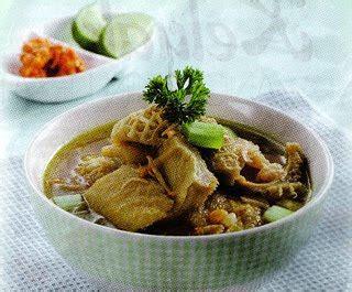 Resep soto babat khas lamongan dapat anda lihat pada video slidem berikut. kuliner: Resep Soto babat