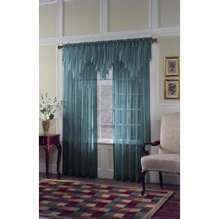 sears drapery panels sheer voile panel add sheer elegance to your windows from