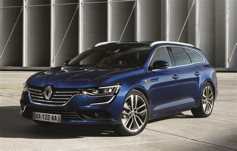 renault talisman new renault talisman estate first official photos and