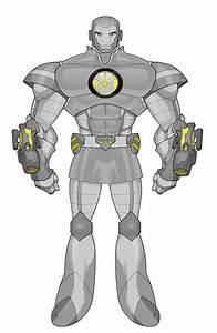 Iron Man Armor Design 1 by Eye-of-Ra-X on DeviantArt