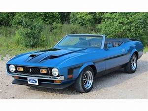 71 Mustang Convertible For Sale
