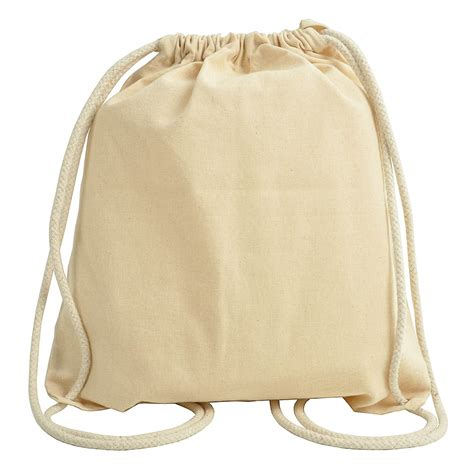 canvas drawstring printed backpack blue banana canvas drawstring bag drawstring bag