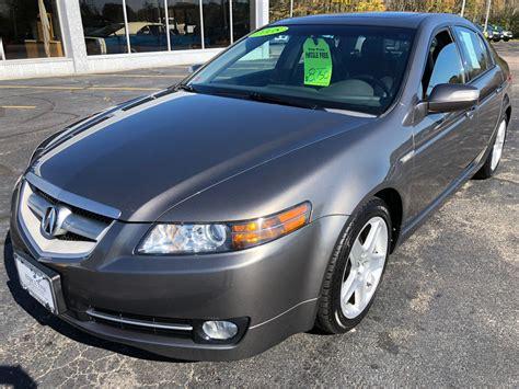 used 2008 acura tl nav sedan for sale 8 700 executive