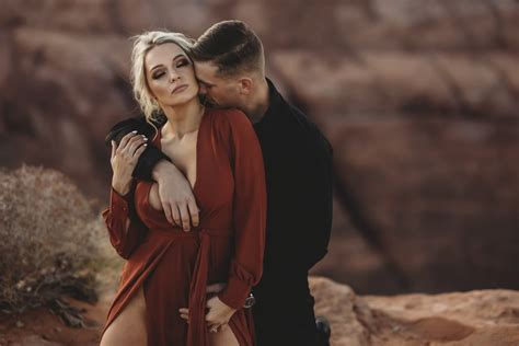 sexy couples canyon photo shoot popsugar love sex photo