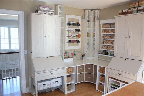 Craft Room In Progress Scraftology