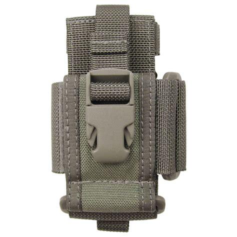 tactical phone cases maxpedition tactical mobile phone radio sheath medium