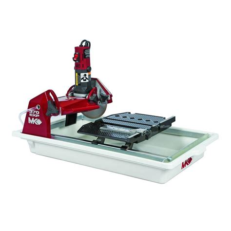 Ryobi Tile Saw Water by Ryobi 4 In Tile Saw Tc401 The Home Depot