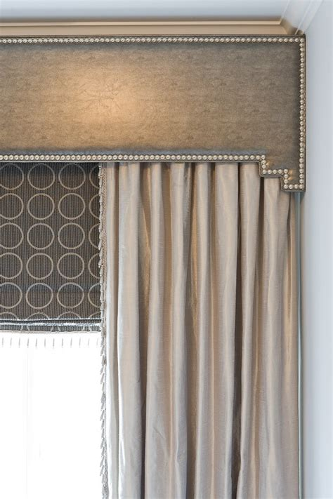 top of l shade called how to diy a pelmet or box valance