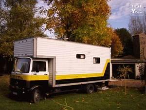 Mercedes Poids Lourds : camion amenage mercedes occasion ~ Melissatoandfro.com Idées de Décoration