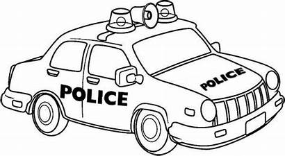 Coloring Police Pages