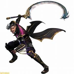 More Characters Revealed for Samurai Warriors 4 - Overmental