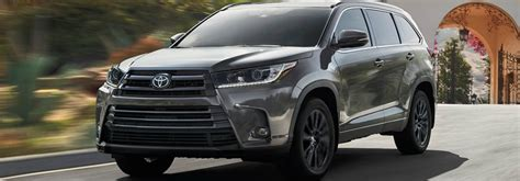 toyota highlander towing capacity   road