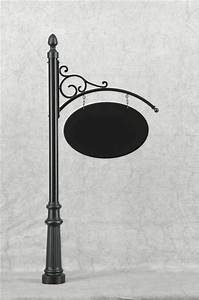 Decorative, Posts, For, Hanging, Signs