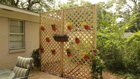 privacy screen ideas thatll   neighbors