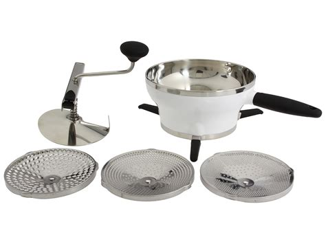 oxo cuisine oxo grips food mill shipped free at zappos