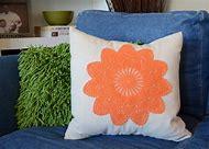 DIY Decorative Pillow Tutorial