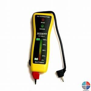Testeur De Batterie Professionnel : testeur de poche motobatt test les batteries alternateurs chargeurs 12v ~ Melissatoandfro.com Idées de Décoration