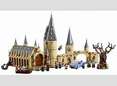 Hogwarts Whomping Willow Harry Potter New Lego Sets 2018