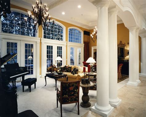 what is a ranch style custom great room photographs by studer residential