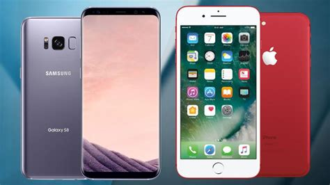 iphone or samsung samsung galaxy s9 plus vs apple iphone 9 plus who will win