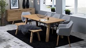 Stuhl Grau Eiche : stuhl nora armlehnstuhl sessel in vintage stoff hell grau eiche ~ Markanthonyermac.com Haus und Dekorationen